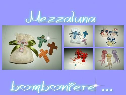 mezzaluna ceramiche vietresi,mezzaluna bombonierezaluna bomboniere,bomboniere e confezioni,bomboniere battesimo,bomboniere artigianali,mezzaluna bomboniere,matrimonio in costiera amalfitana