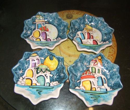 bomboniere e confezioni,bomboniere artigianali,cerimonie e fotografo,ceramica vietri,ceramica vietrese bomboniere,mezzaluna bomboniere vietri sul mare,mezzaluna,matrimonio in costiera amalfitana