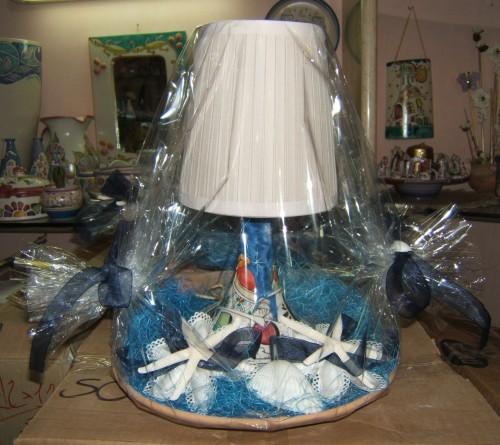mezzaluna bomboniere,mezzaluna ceramiche vietresi, bomboniere e confezioni,promozione sposi 2011