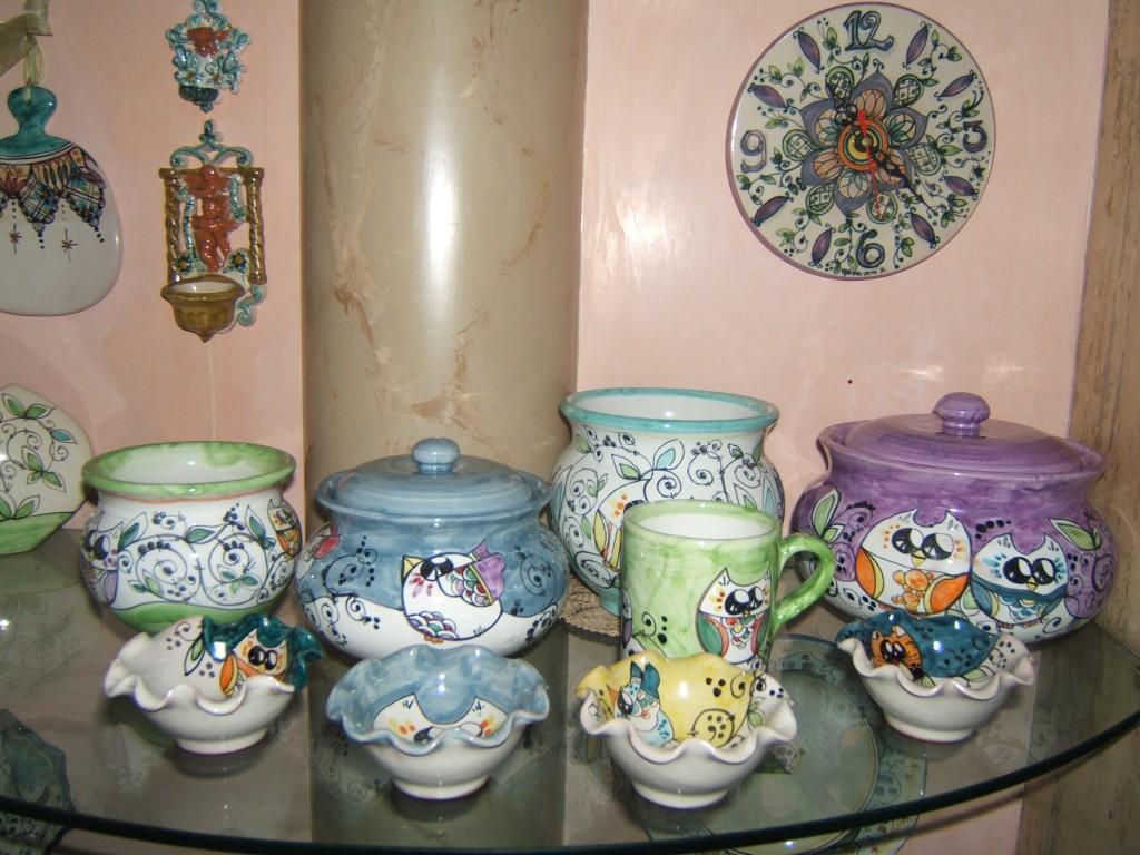 Ceramiche di vietri cucina moderna good la fabbrica della ceramica artistica solimene a vietri - Ceramiche di vietri piastrelle ...
