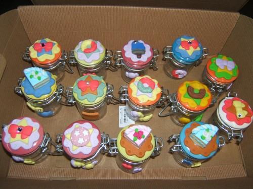 mezzaluna vietri,DOLCETTICUPCAKE,fimo e bomboniere,mezzaluna ceramica vietrerse,mezzaluna bomboniere,matrimonio in costiera amalfitana