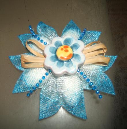 fiore guru magnete  + confezione