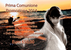 promozione comunione 2014